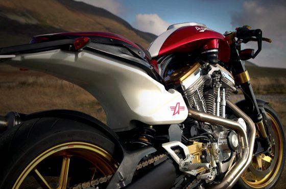 La moto francoricaine