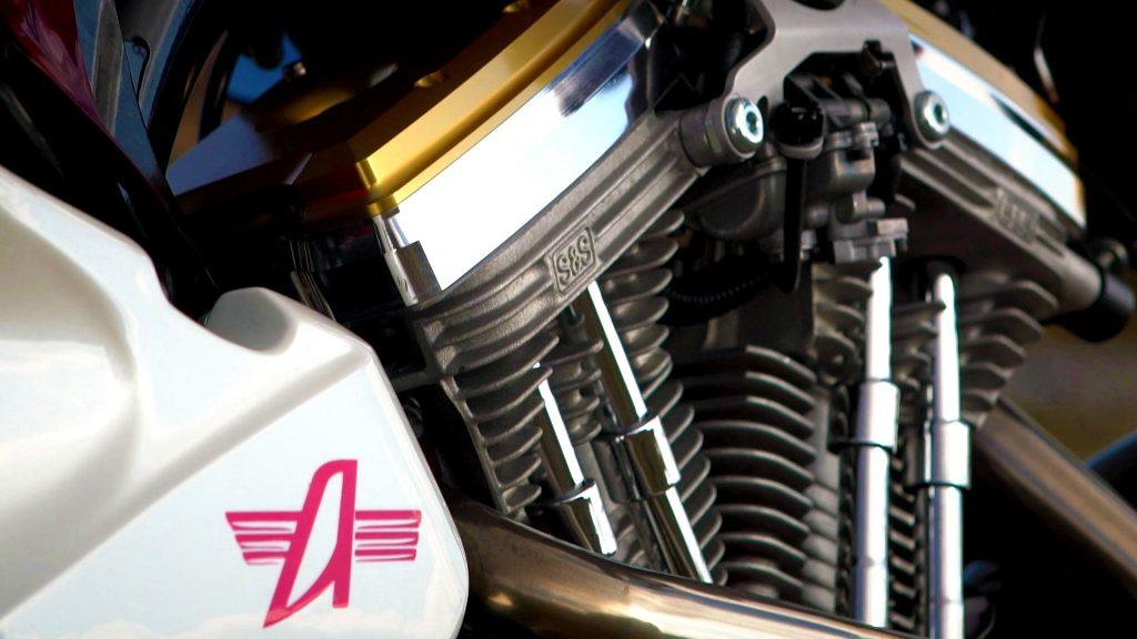 Avinton Roadster moteur