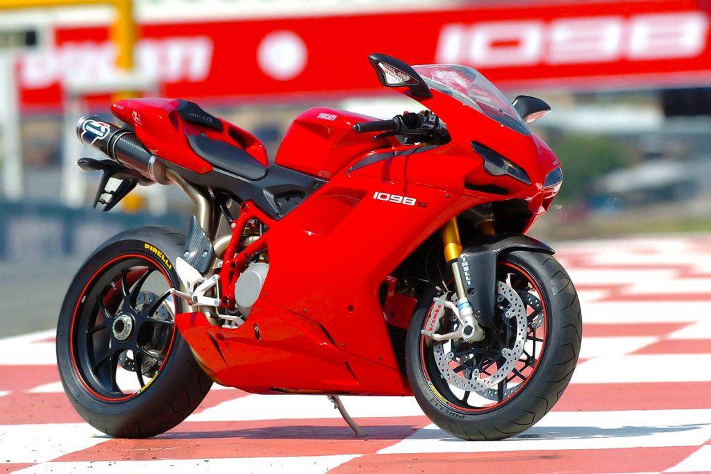 Ducati 1098