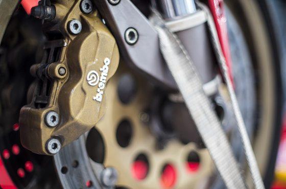 Changer les plaquettes de frein