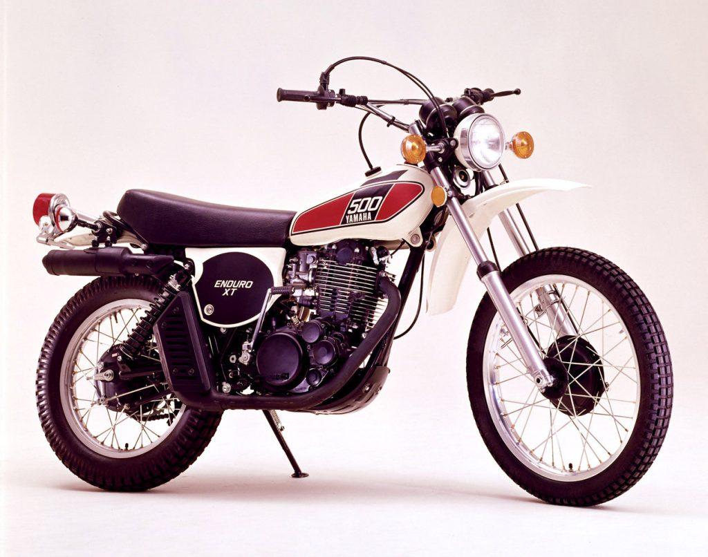 Yamaha XT 500