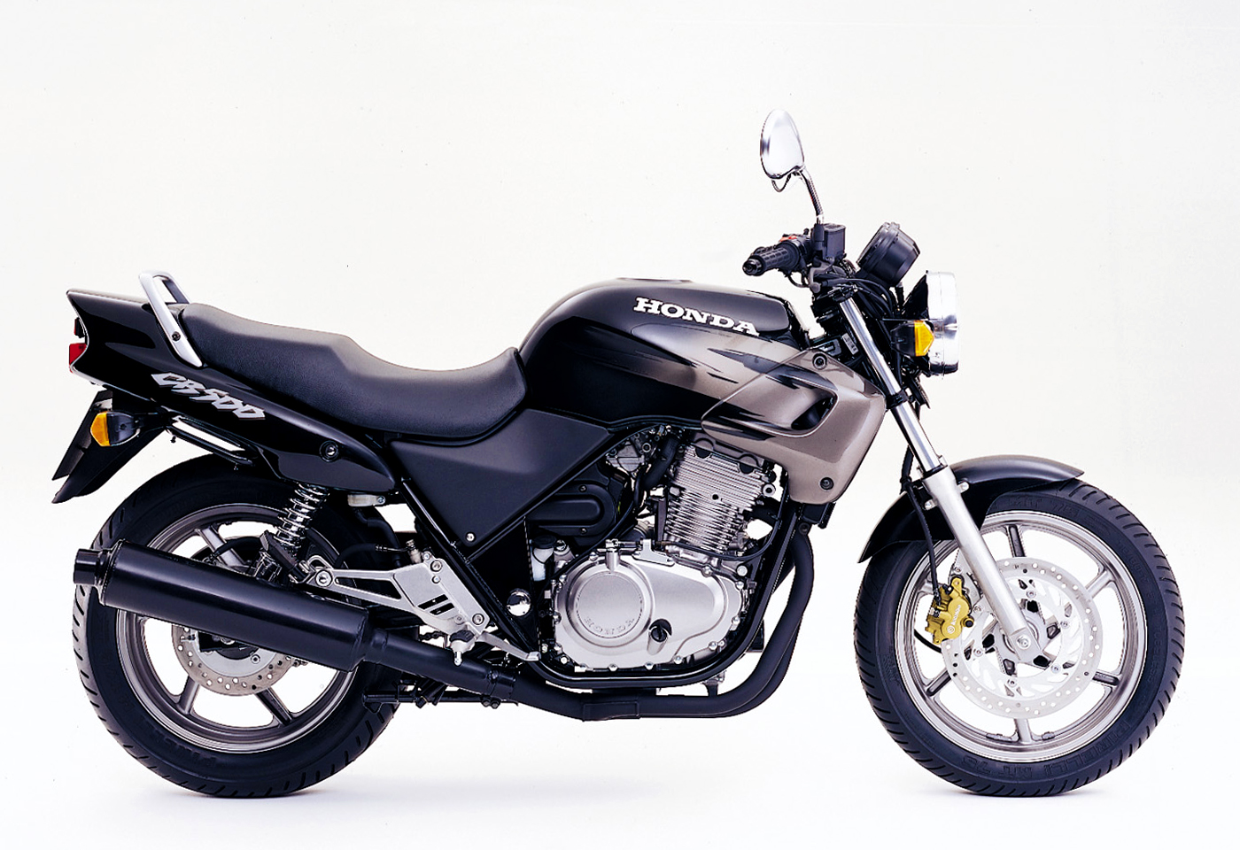 Honda Cb 500 La Meilleure Chose à Acheter Avec 1000 Euros