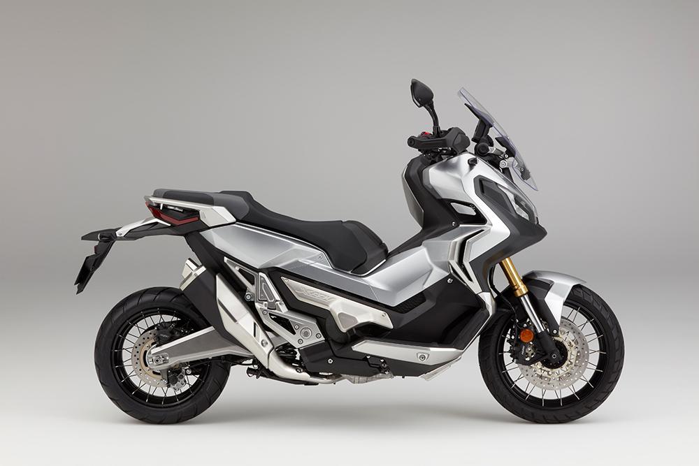moto honda 750 automatique
