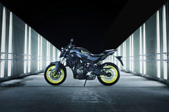 Pourquoi j'ai acheté une Yamaha MT-07