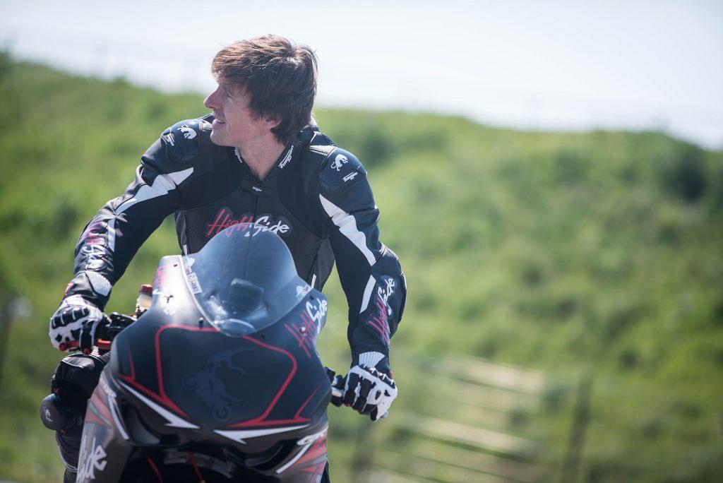 Bruce Jouanny - moto