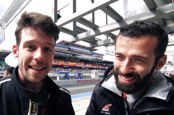 On a participé aux 24 Heures du Mans