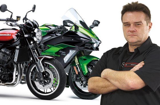 L'avis de Franck sur deux nouveautés Kawasaki 2018