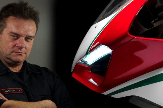 L'avis de Franck sur la Ducati Panigale V4