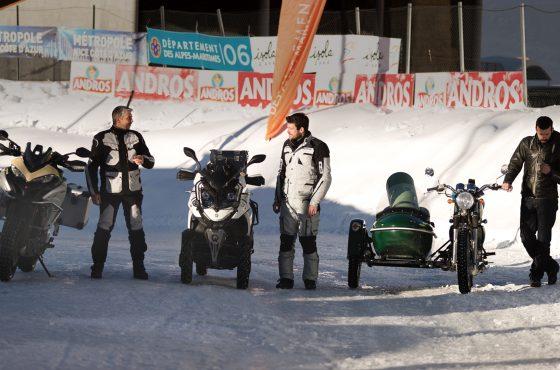 Nos conseils pour rouler sur la glace