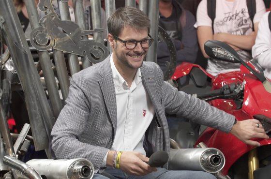 La moto la plus sensationnelle de la saison 2