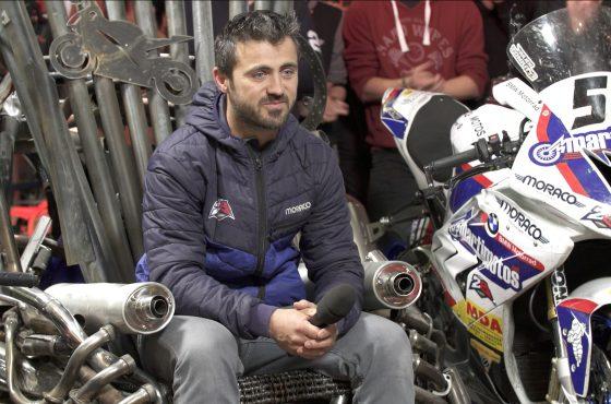 Julien Toniutti est le pilote le plus rapide sur route