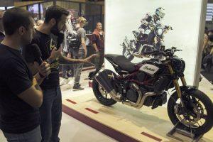 la recherche de la meilleure innovation du mondial de la moto 2018. Black Bedroom Furniture Sets. Home Design Ideas