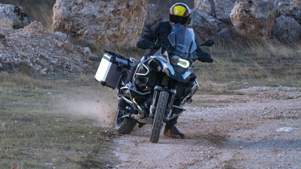 BMW R 1200 GS Action