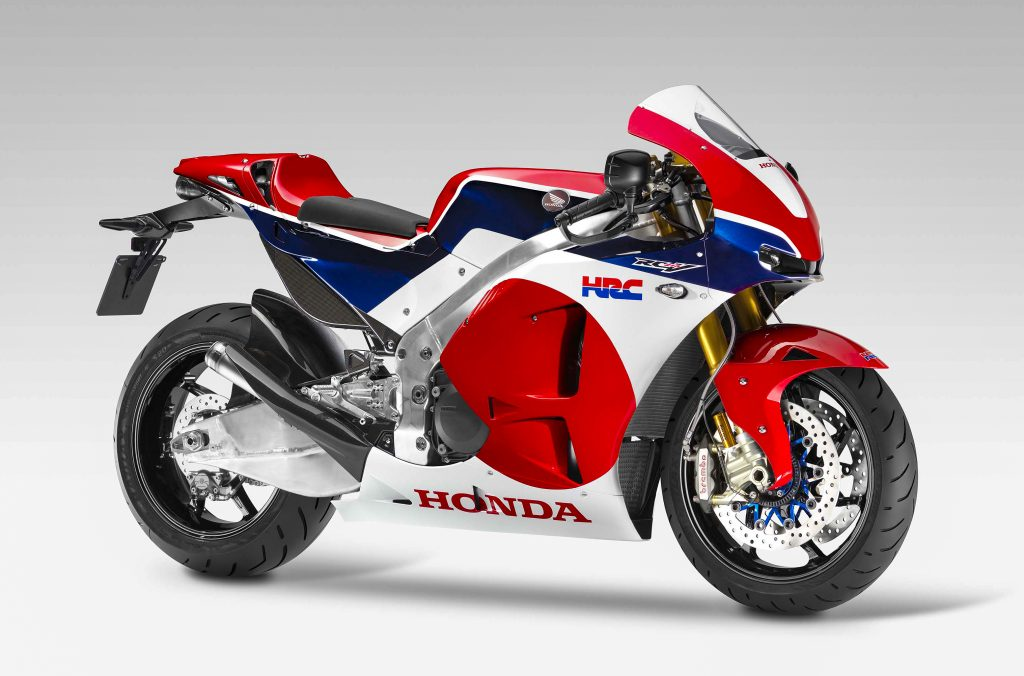 Honda RC 213 VS