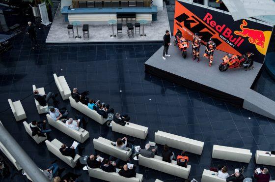 État des lieux : KTM en compétition Vitesse