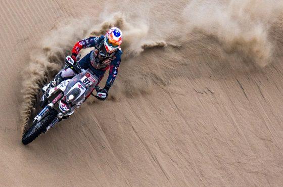 Julien Toniutti nous débriefe son Dakar