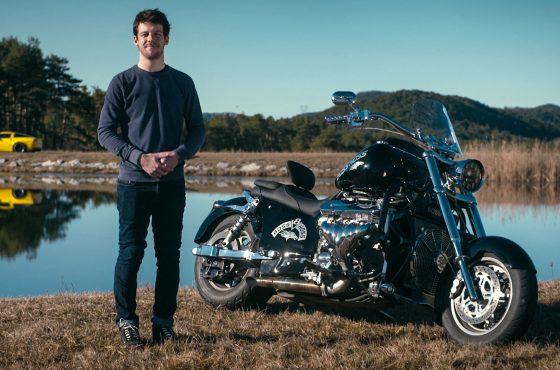 Boss Hoss : la moto la plus abusée du marché