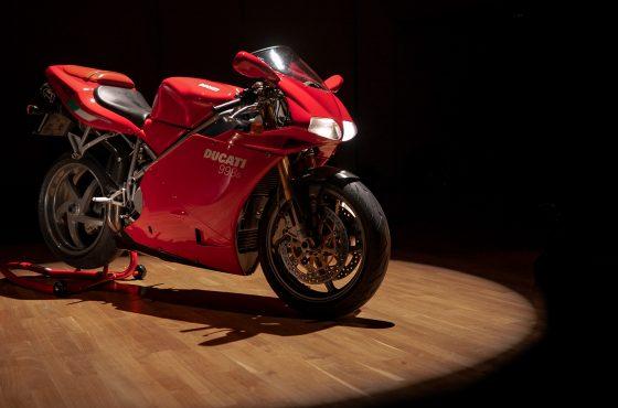 Je n'aurais jamais dû essayer la Ducati 998 S…