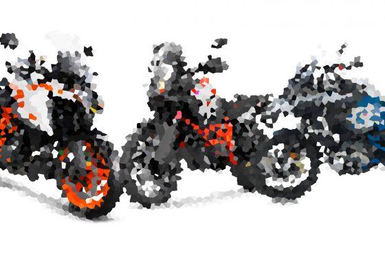 Les 3 meilleures motos essayées dans High Side