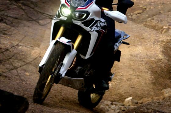Honda Africa Twin : retour à l'état sauvage