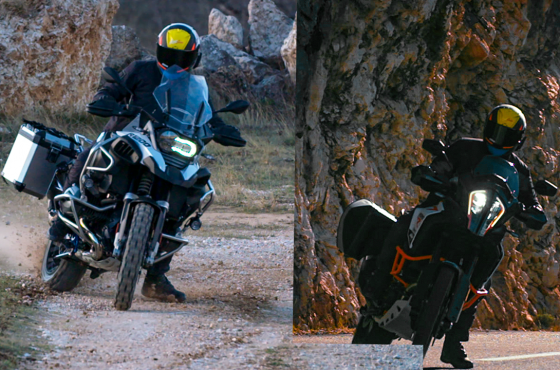 R 1200 GS VS Super Adventure 1290 R