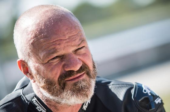 Philippe Etchebest en BMW S 1000 RR