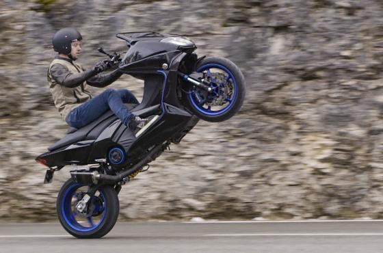 Yamaha TMAX : Turbo et mauvaise foi