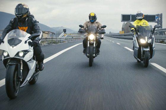 L'Italie en motos électriques