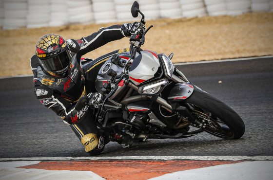 Triumph Street Triple 765 RS : Triple good news