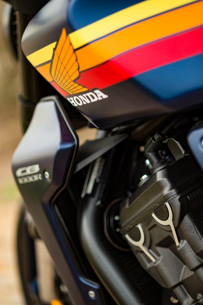 HONDA CB1000R SUNSET moteur