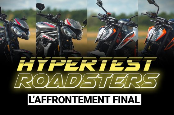 Hypertest Roadsters – 2ème Partie