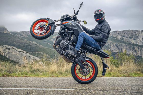 Yamaha MT-07 2021 : la même en (presque) mieux